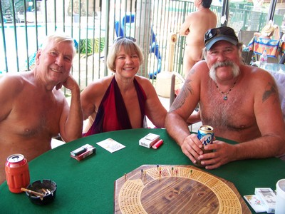 nude cribbage